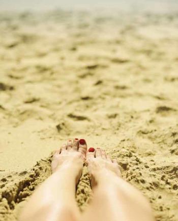 Wat te doen bij een verbrande huid