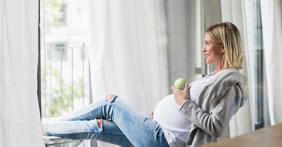 De invloed van zwangerschap op de huid