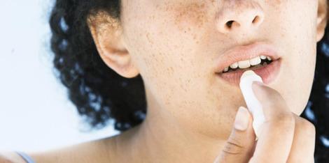 Tips voor de verzorging van droge lippen