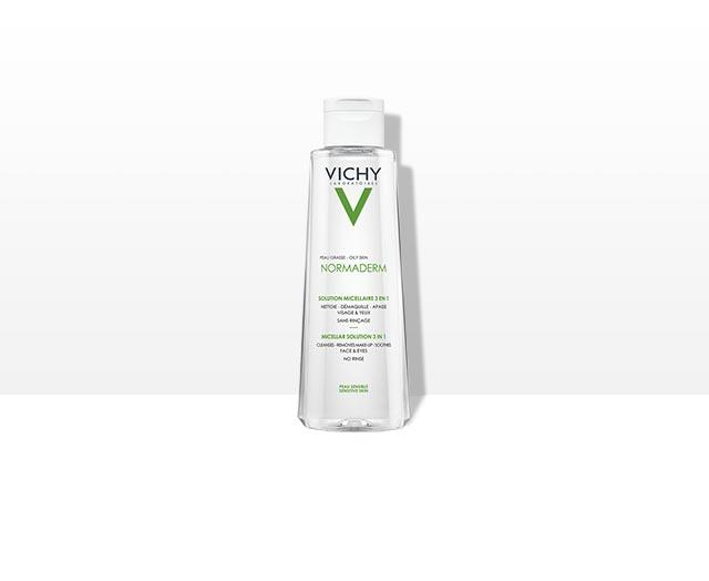 Micellaire reinigingslotion - verzorging tegen onzuiverheden voor een gezondere huid - Vichy Normaderm