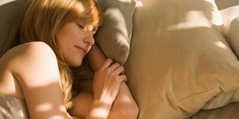 Wat doet de huid als wij slapen?