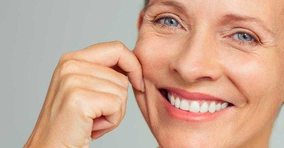 Jeukende en droge huid… Hoe verandert mijn huid tijdens de menopauze?