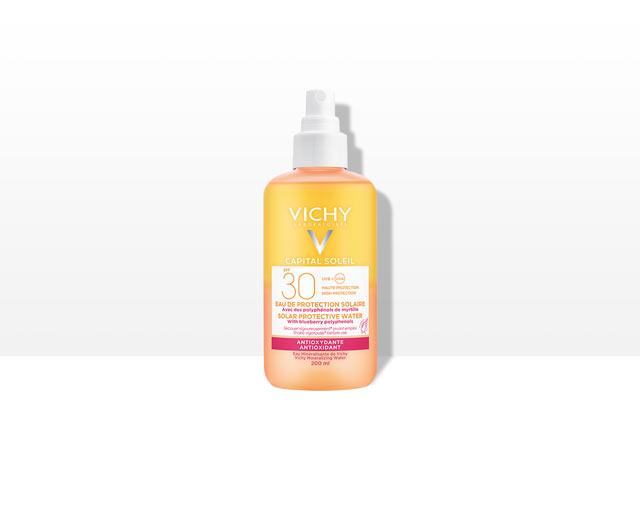Zonbeschermend Water SPF 30 – Anti-oxidant Ideal Soleil Vichy