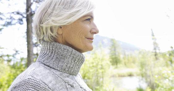 Probeer rust te vinden tijdens de menopauze
