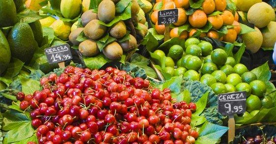 De vijf superfoods voor uw huid