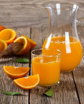 Sinaasappelen voor een mooie huid
