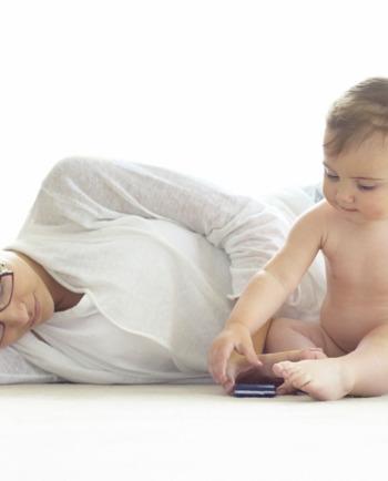 Moeder worden: de invloed op uw haar en huid