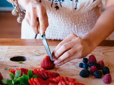 Huidveroudering met goede voeding helpen tegengaan