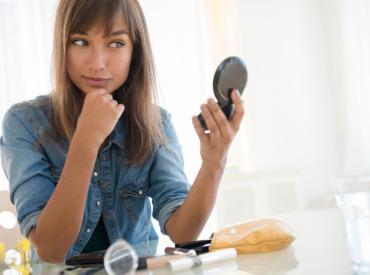 Make-up tutorial: het aanbrengen van corrigerende make-up