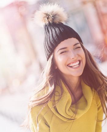 Vergeet je zonnebrand niet tijdens de wintersport