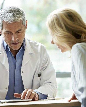 Hoe vaak naar de gynaecoloog tijdens de menopauze?
