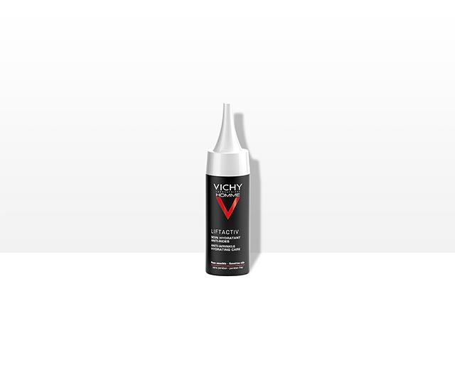 Actieve verzorging tegen rimpels en vermoeidheid voor mannen - Vichy Liftactiv
